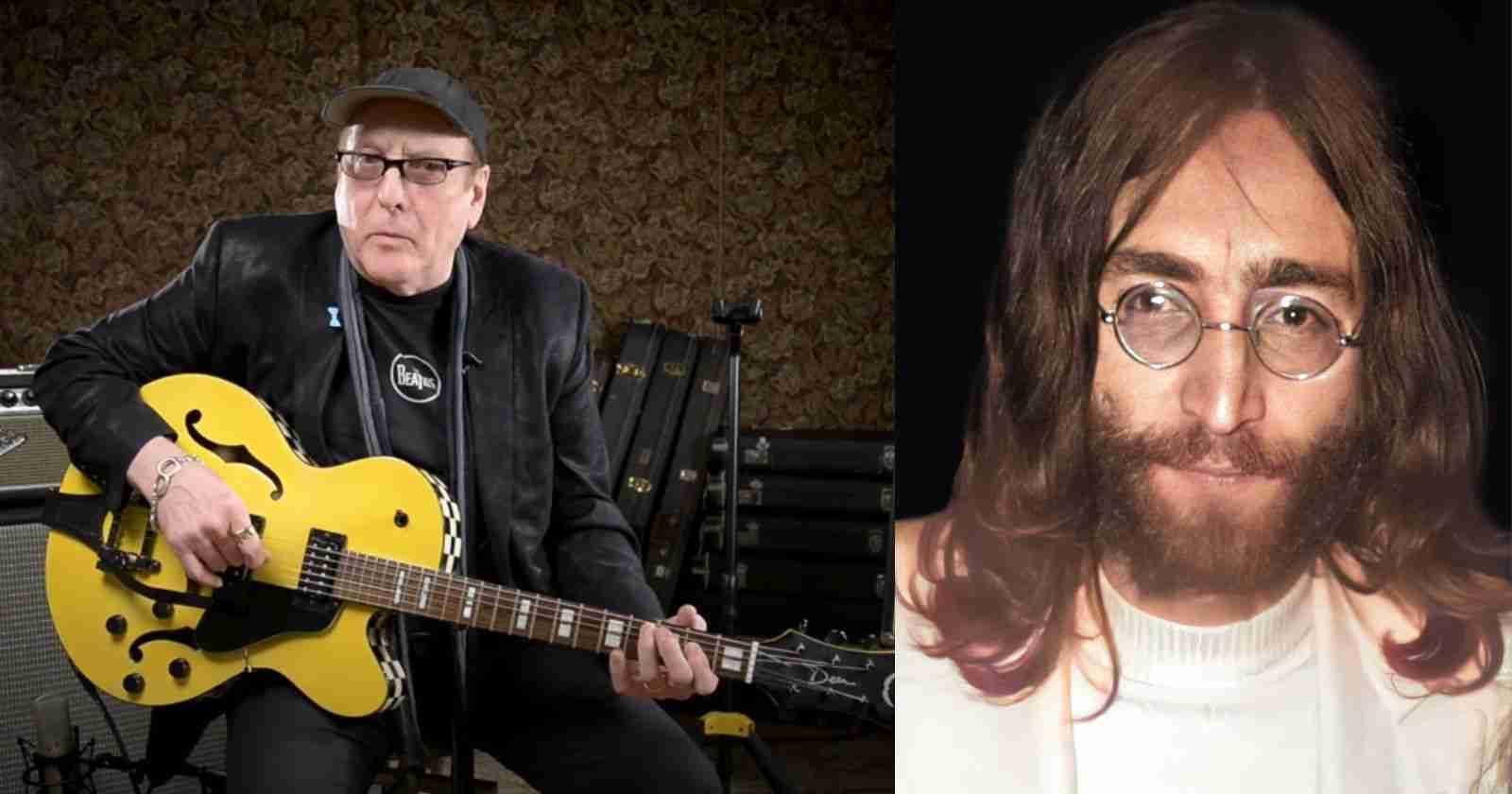 Rick Nielsen John Lennon