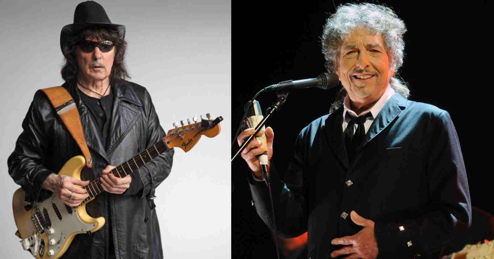 Ritchie Blackmore Bob Dylan