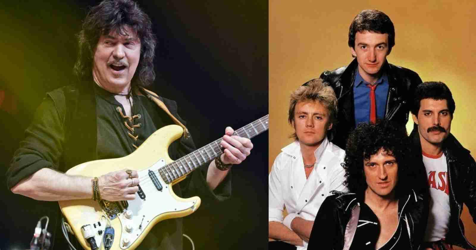 Ritchie Blackmore Queen