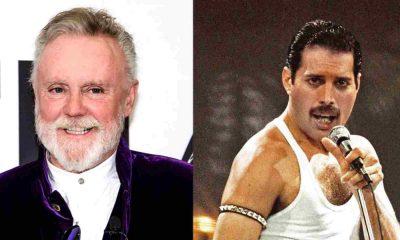 Roger Taylor Freddie Mercury