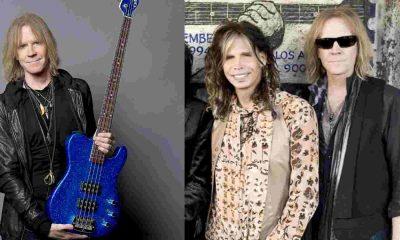 Tom Hamilton Aerosmith
