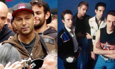 Tom Morello The Clash