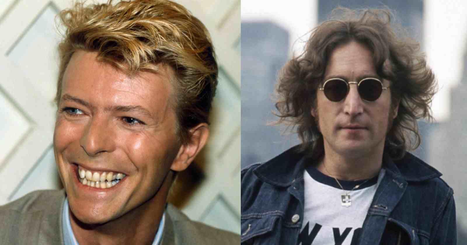 David Bowie Lennon