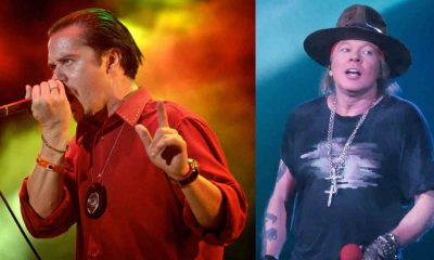 Mike Patton Axl Rose