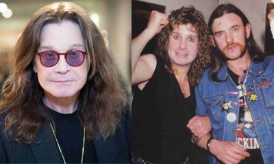 Ozzy Osbourne Lemmy