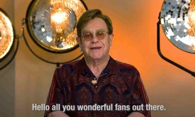 Elton John 2021
