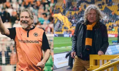 Robert Plant Wolverhampton