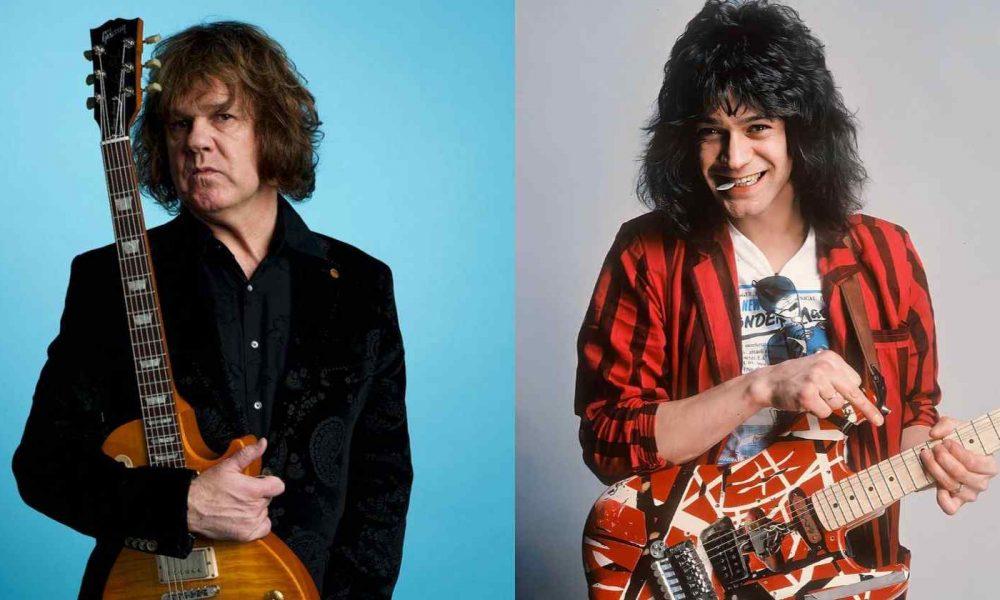 Gary Moore Van Halen