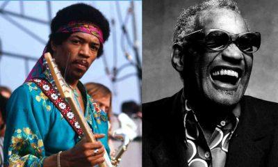 Jimi Hendrix Ray Charles