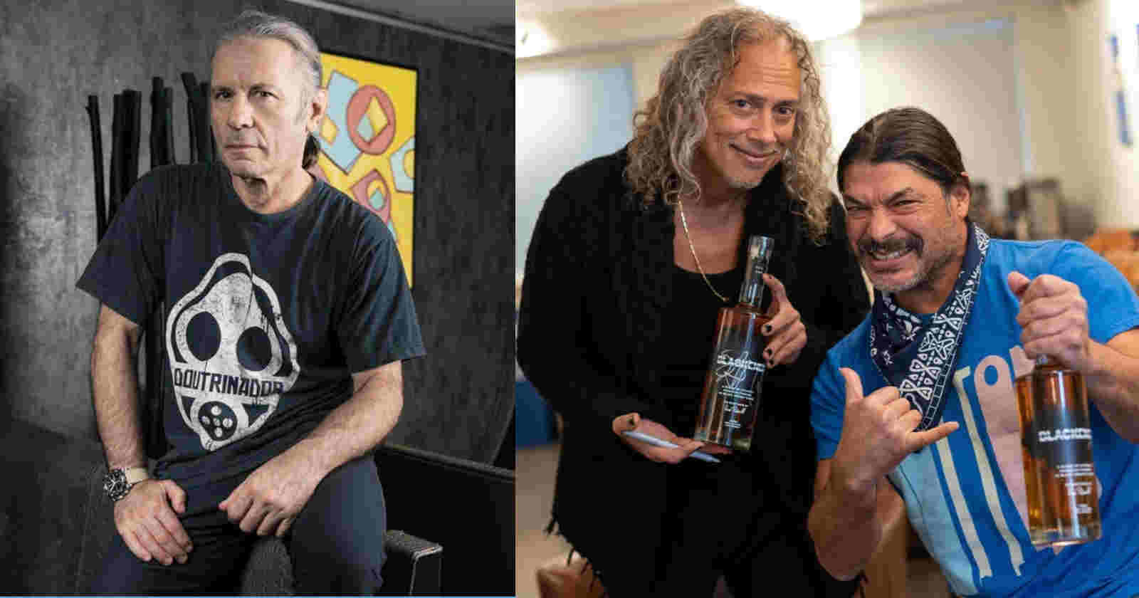 Bruce Dickinson Metallica