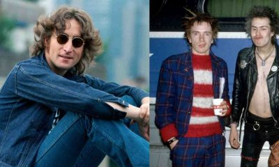 John Lennon Punk