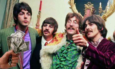 Beatles money