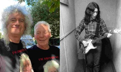 Brian May Rory Gallagher