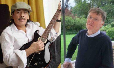 Carlos Santana Steve Winwood