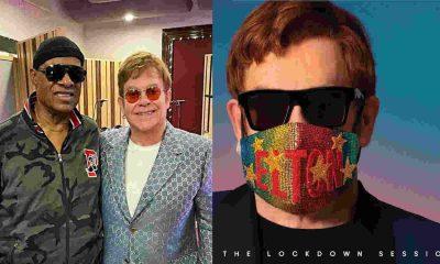 Elton John Stevie Wonder