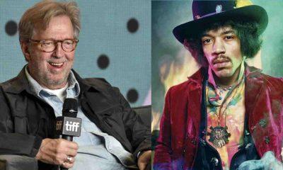 Eric Clapton Hendrix