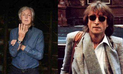 Paul McCartney Lennon