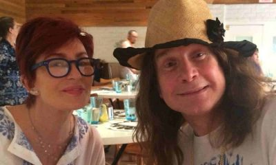 Sharon Osbourne Ozzy