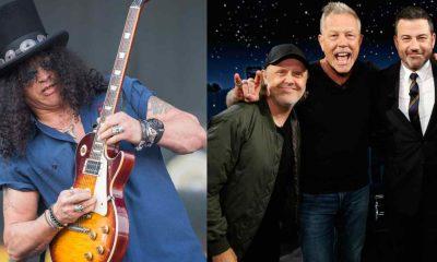 Slash Metallica