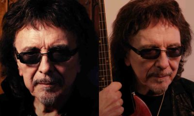 Tony Iommi 2021